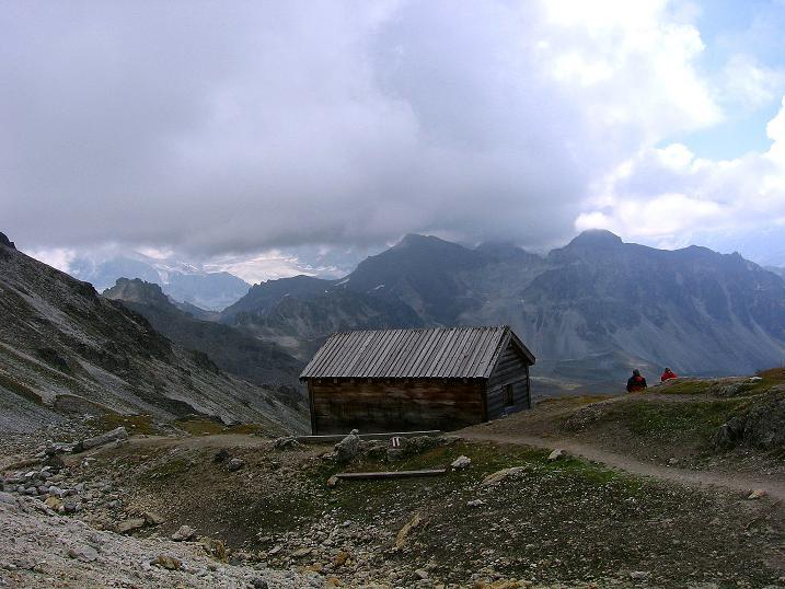 Foto: Andreas Koller / Wander Tour / Bella Tola - Aussichtsbalkon der Walliser Alpen (3026 m) / 05.09.2009 18:47:02