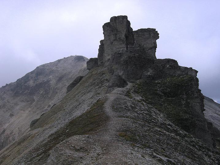 Foto: Andreas Koller / Wander Tour / Bella Tola - Aussichtsbalkon der Walliser Alpen (3026 m) / 05.09.2009 18:46:31