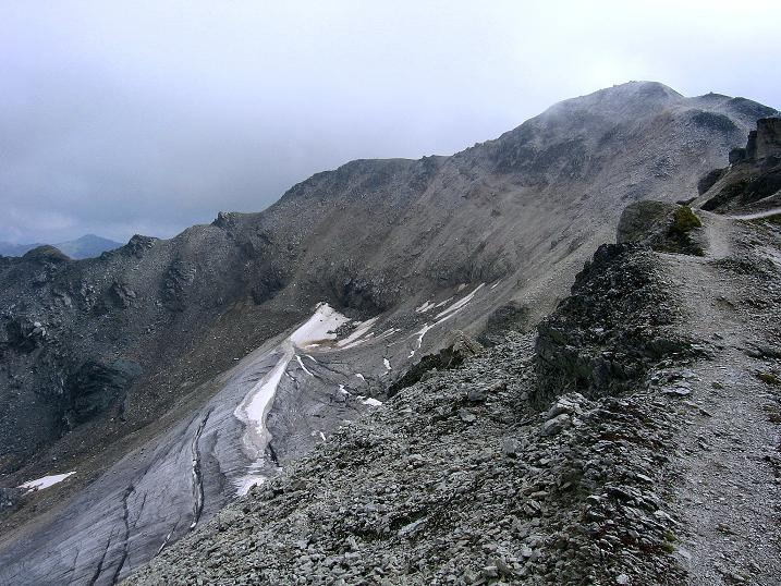 Foto: Andreas Koller / Wander Tour / Bella Tola - Aussichtsbalkon der Walliser Alpen (3026 m) / Bella Tola / 05.09.2009 18:45:51
