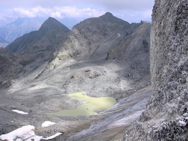 Foto: Andreas Koller / Wander Tour / Bella Tola - Aussichtsbalkon der Walliser Alpen (3026 m) / 05.09.2009 18:43:43