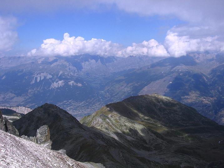 Foto: Andreas Koller / Wander Tour / Bella Tola - Aussichtsbalkon der Walliser Alpen (3026 m) / 05.09.2009 18:42:29