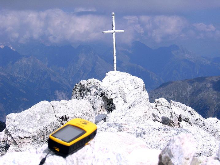 Foto: Andreas Koller / Wander Tour / Bella Tola - Aussichtsbalkon der Walliser Alpen (3026 m) / Auf der Bella Tola / 05.09.2009 18:41:24