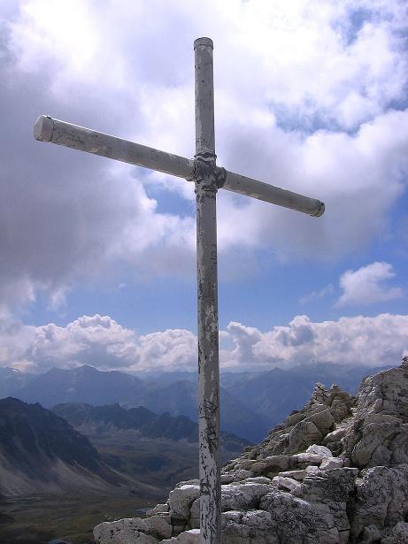 Foto: Andreas Koller / Wander Tour / Bella Tola - Aussichtsbalkon der Walliser Alpen (3026 m) / 05.09.2009 18:41:11