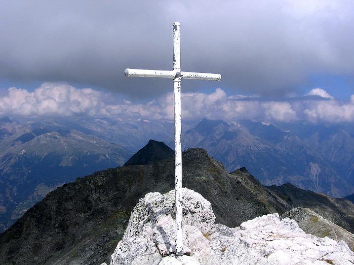 Foto: Andreas Koller / Wander Tour / Bella Tola - Aussichtsbalkon der Walliser Alpen (3026 m) / 05.09.2009 18:40:48