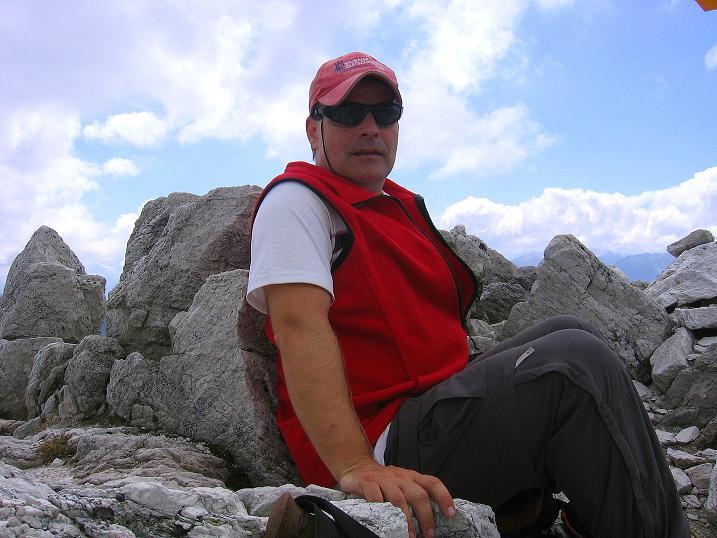 Foto: Andreas Koller / Wander Tour / Bella Tola - Aussichtsbalkon der Walliser Alpen (3026 m) / 05.09.2009 18:40:17