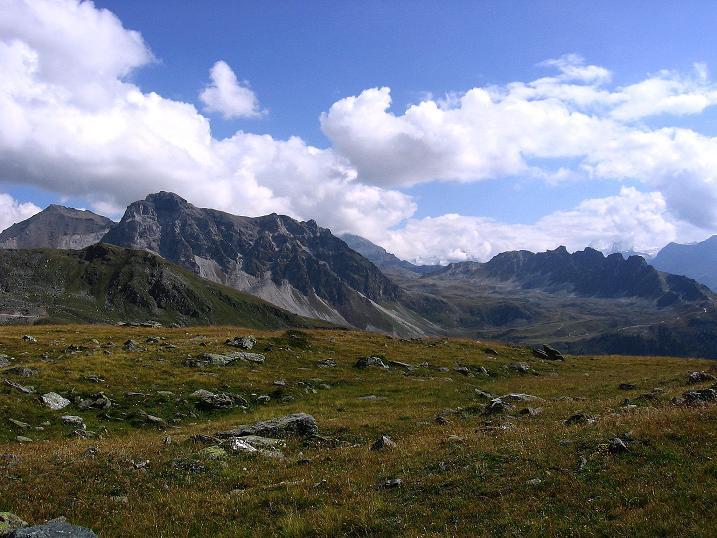 Foto: Andreas Koller / Wander Tour / Bella Tola - Aussichtsbalkon der Walliser Alpen (3026 m) / 05.09.2009 18:38:48