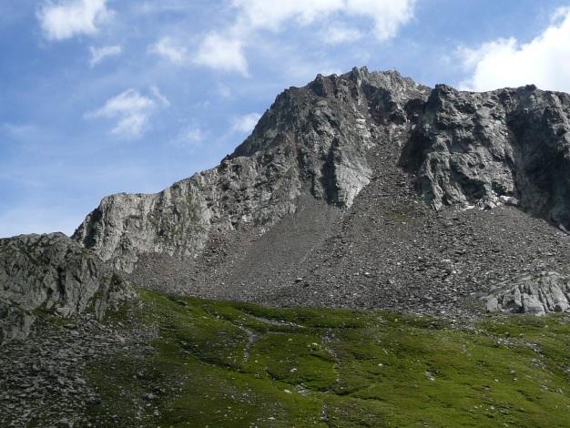 Foto: Manfred Karl / Wander Tour / Auf den Hausberg der Lodnerhütte / Blasiuszeiger / 31.08.2009 15:52:50