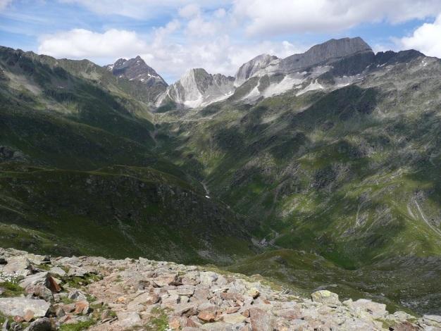 Foto: Manfred Karl / Wander Tour / Auf den Hausberg der Lodnerhütte / 31.08.2009 15:52:13