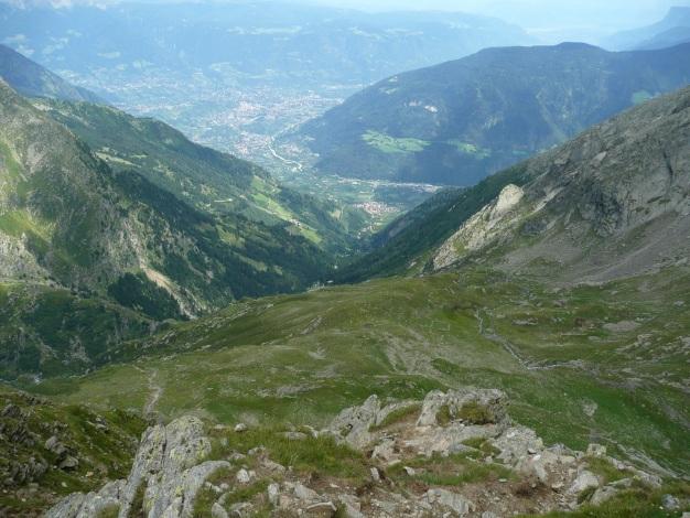 Foto: Manfred Karl / Wander Tour / Auf den Hausberg der Lodnerhütte / 31.08.2009 15:49:39