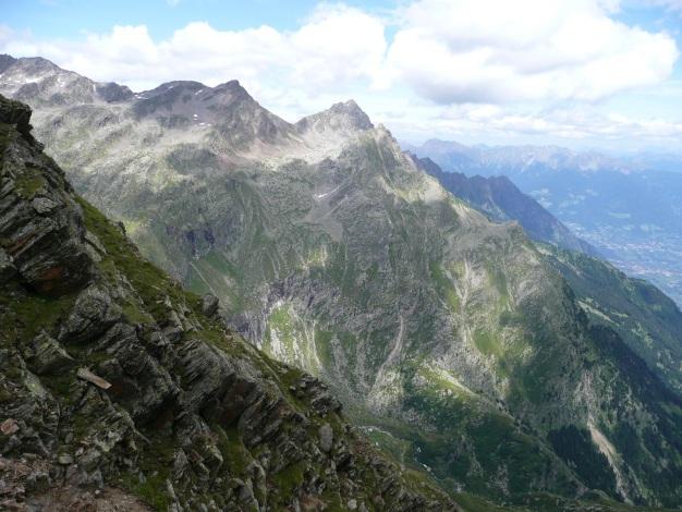 Foto: Manfred Karl / Wander Tour / Auf den Hausberg der Lodnerhütte / Rötelspitz und Tschigat / 31.08.2009 15:49:22