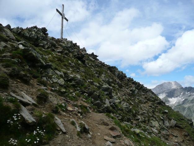 Foto: Manfred Karl / Wander Tour / Auf den Hausberg der Lodnerhütte / 31.08.2009 15:48:53