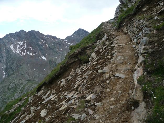 Foto: Manfred Karl / Wander Tour / Auf den Hausberg der Lodnerhütte / 31.08.2009 15:47:12