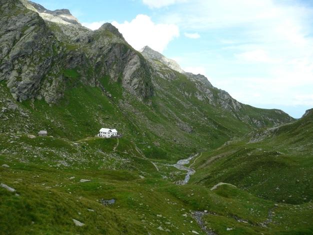 Foto: Manfred Karl / Wander Tour / Auf den Hausberg der Lodnerhütte / 31.08.2009 15:46:25
