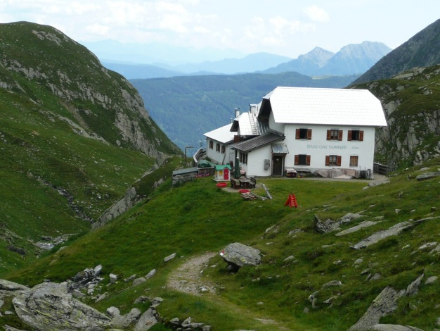 Foto: Manfred Karl / Wander Tour / Auf den Hausberg der Lodnerhütte / Lodnerhütte / 31.08.2009 15:46:11