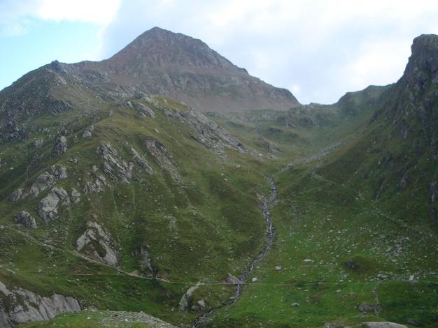 Foto: Manfred Karl / Wander Tour / Auf den Hausberg der Lodnerhütte / Blasiuszeiger / 31.08.2009 15:45:55