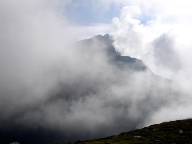 Foto: Manfred Karl / Wander Tour / Eindrucksvoller Dreitausender über dem Vinschgau / 31.08.2009 16:27:48
