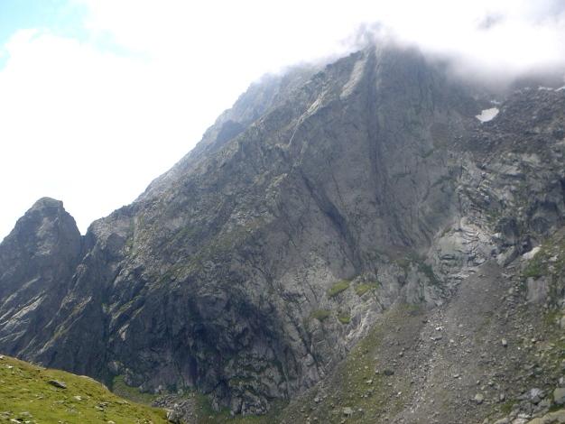 Foto: Manfred Karl / Wander Tour / Eindrucksvoller Dreitausender über dem Vinschgau / 31.08.2009 16:23:54