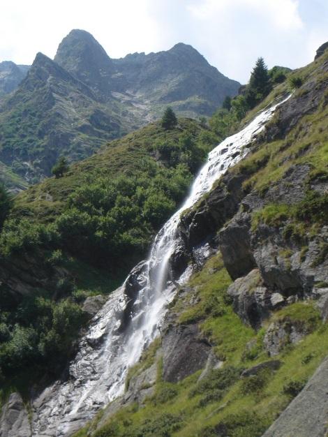 Foto: Manfred Karl / Wander Tour / Eindrucksvoller Dreitausender über dem Vinschgau / 31.08.2009 16:20:33