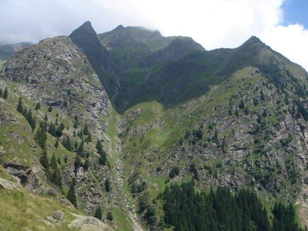 Foto: Manfred Karl / Wander Tour / Eindrucksvoller Dreitausender über dem Vinschgau / 31.08.2009 16:20:19