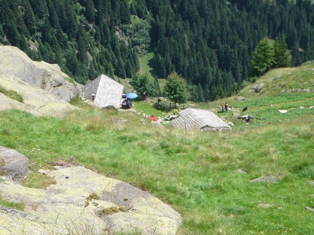 Foto: Manfred Karl / Wander Tour / Eindrucksvoller Dreitausender über dem Vinschgau / 31.08.2009 16:20:08