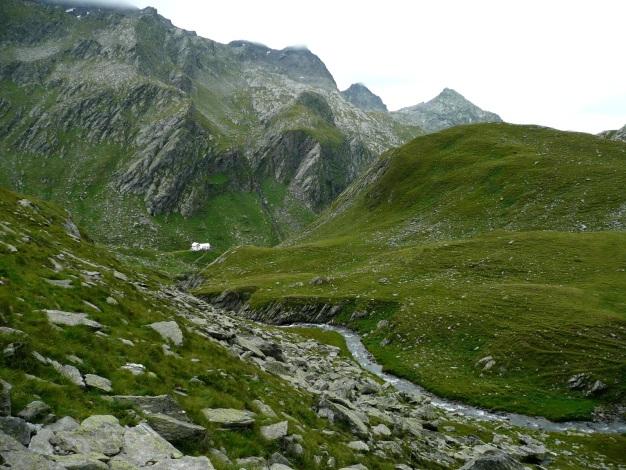 Foto: Manfred Karl / Wander Tour / Einsamer Dreitausender von der Lodnerhütte / 31.08.2009 16:04:13