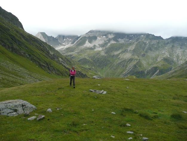 Foto: Manfred Karl / Wander Tour / Einsamer Dreitausender von der Lodnerhütte / 31.08.2009 16:04:02