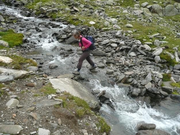 Foto: Manfred Karl / Wander Tour / Einsamer Dreitausender von der Lodnerhütte / 31.08.2009 16:03:16