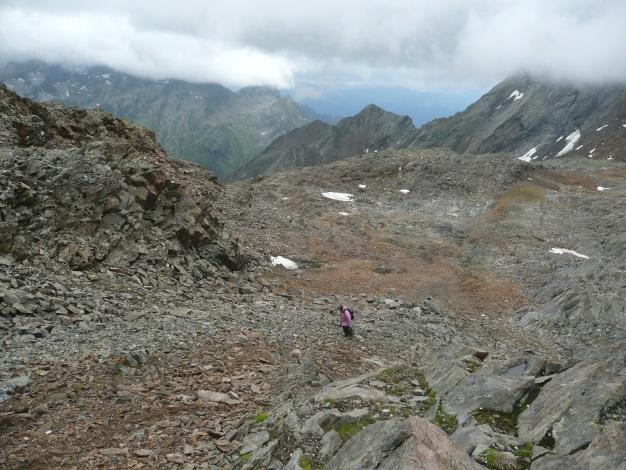 Foto: Manfred Karl / Wander Tour / Einsamer Dreitausender von der Lodnerhütte / 31.08.2009 16:00:42
