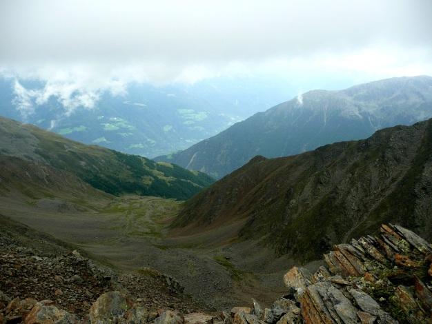 Foto: Manfred Karl / Wander Tour / Einsamer Dreitausender von der Lodnerhütte / 31.08.2009 15:58:13