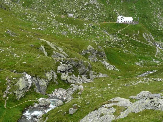 Foto: Manfred Karl / Wander Tour / Einsamer Dreitausender von der Lodnerhütte / 31.08.2009 15:56:43