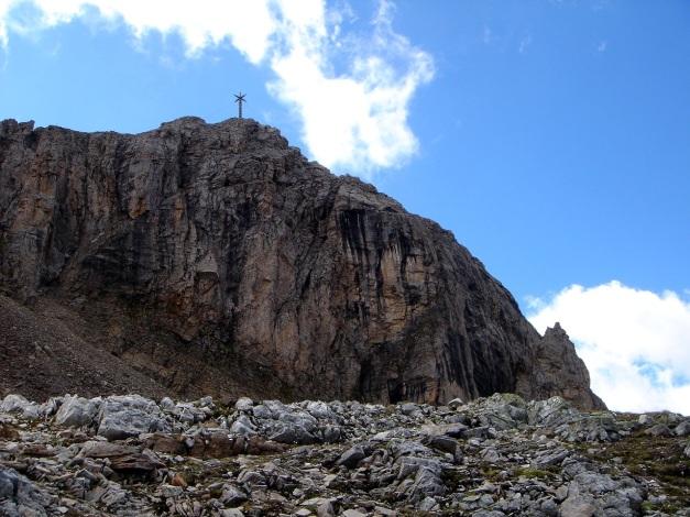 Foto: Manfred Karl / Klettersteig Tour / Greitspitz und Flimspitze - zwei kurze Klettersteige über der Idalpe / Greitspitz / 22.11.2012 20:39:56