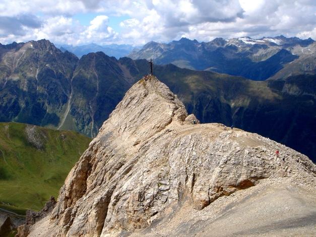 Foto: Manfred Karl / Klettersteig Tour / Greitspitz und Flimspitze - zwei kurze Klettersteige über der Idalpe / Greitspitz / 22.11.2012 20:38:24