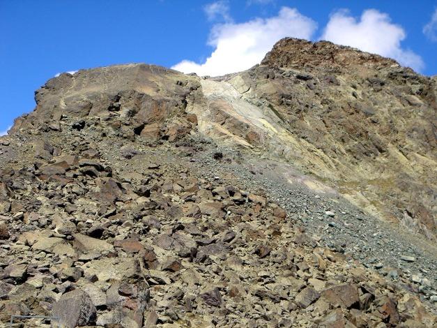 Foto: Manfred Karl / Klettersteig Tour / Greitspitz und Flimspitze - zwei kurze Klettersteige über der Idalpe / 22.11.2012 20:38:02