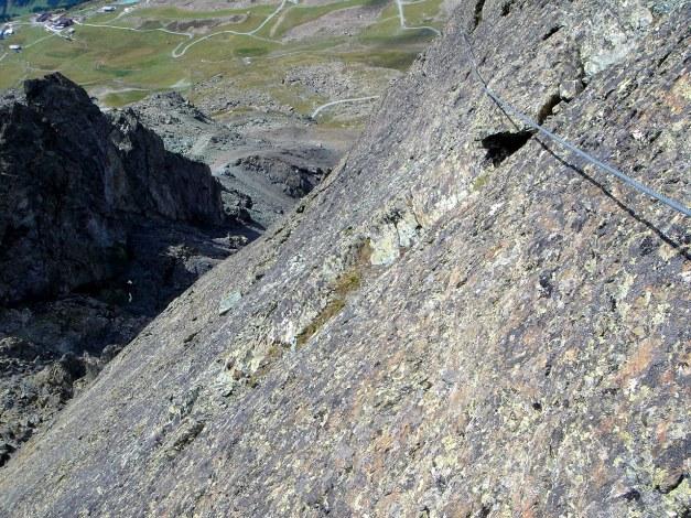 Foto: Manfred Karl / Klettersteig Tour / Greitspitz und Flimspitze - zwei kurze Klettersteige über der Idalpe / 22.11.2012 20:37:42