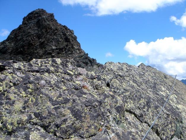 Foto: Manfred Karl / Klettersteig Tour / Greitspitz und Flimspitze - zwei kurze Klettersteige über der Idalpe / 22.11.2012 20:37:25