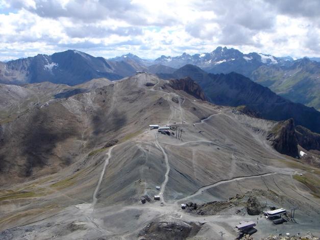 Foto: Manfred Karl / Klettersteig Tour / Greitspitz und Flimspitze - zwei kurze Klettersteige über der Idalpe / 22.11.2012 20:35:45