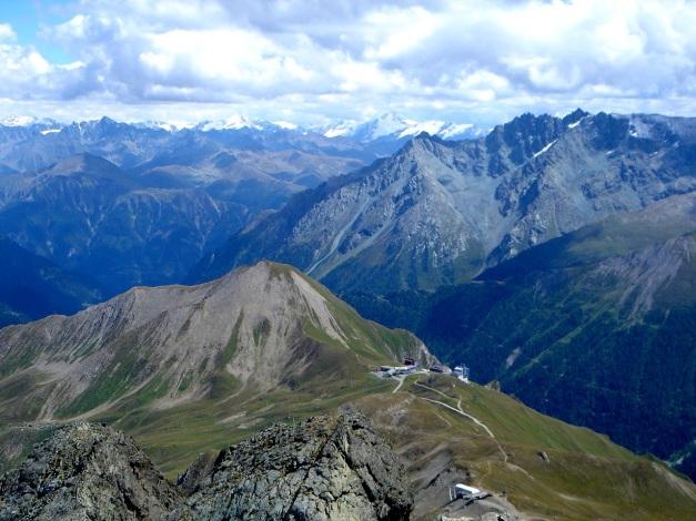 Foto: Manfred Karl / Klettersteig Tour / Greitspitz und Flimspitze - zwei kurze Klettersteige über der Idalpe / 22.11.2012 20:35:35