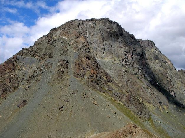 Foto: Manfred Karl / Klettersteig Tour / Greitspitz und Flimspitze - zwei kurze Klettersteige über der Idalpe / Flimspitze / 22.11.2012 20:35:22
