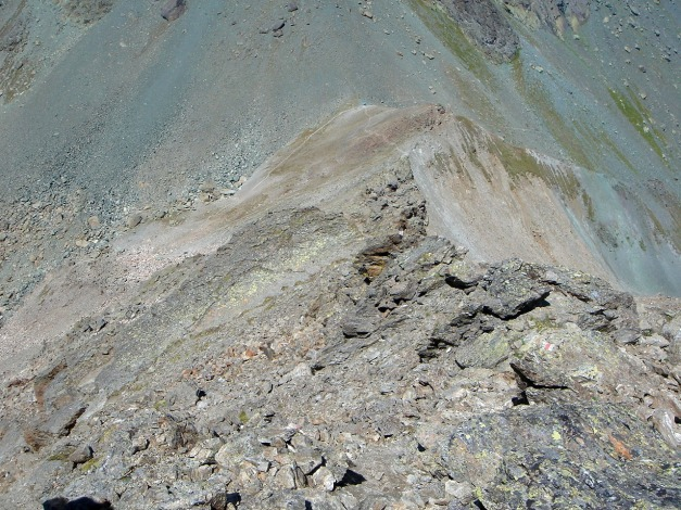 Foto: Manfred Karl / Klettersteig Tour / Greitspitz und Flimspitze - zwei kurze Klettersteige über der Idalpe / 22.11.2012 20:33:49