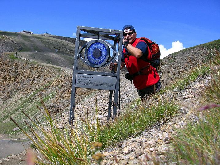 Foto: Andreas Koller / Wander Tour / Wanderdreitausender Oberrothorn (3415 m) / 05.09.2009 00:21:05