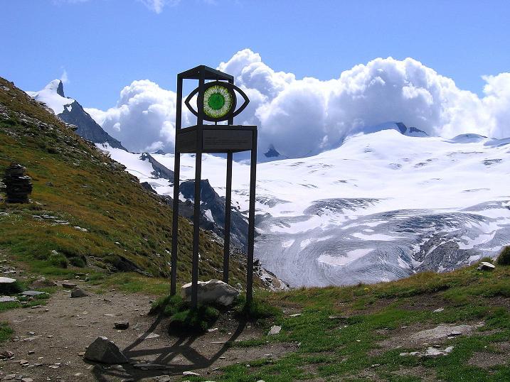 Foto: Andreas Koller / Wander Tour / Wanderdreitausender Oberrothorn (3415 m) / 05.09.2009 00:20:24
