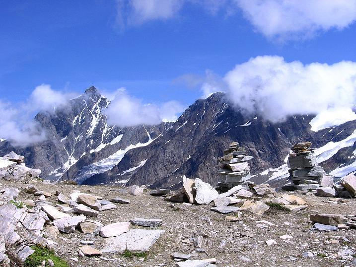 Foto: Andreas Koller / Wander Tour / Wanderdreitausender Oberrothorn (3415 m) / 05.09.2009 00:18:15
