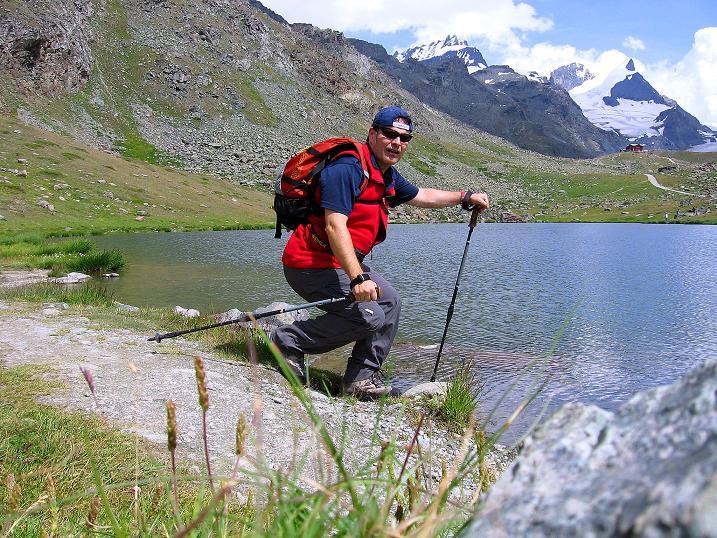 Foto: Andreas Koller / Wander Tour / Wanderdreitausender Oberrothorn (3415 m) / 05.09.2009 00:13:14