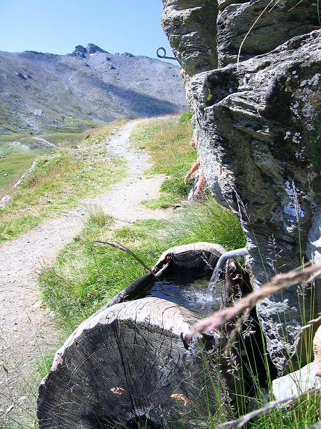 Foto: Andreas Koller / Wander Tour / Über den Augstbordgrat auf das Dreizehntenhorn (3052 m) / 07.09.2009 21:40:52