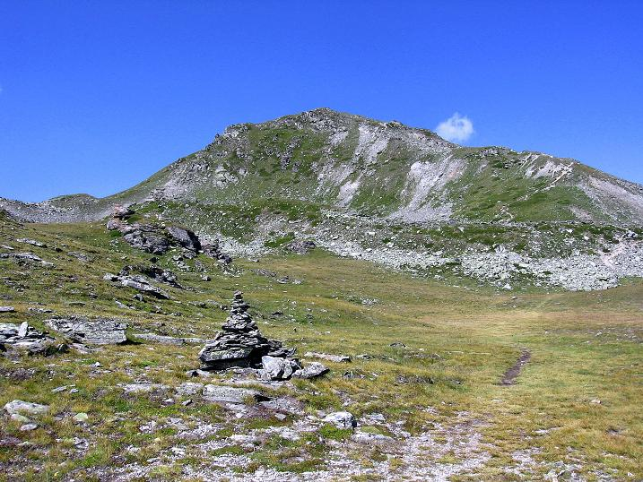 Foto: Andreas Koller / Wander Tour / Über den Augstbordgrat auf das Dreizehntenhorn (3052 m) / 07.09.2009 21:39:03
