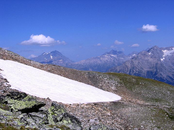 Foto: Andreas Koller / Wander Tour / Über den Augstbordgrat auf das Dreizehntenhorn (3052 m) / 07.09.2009 21:37:56