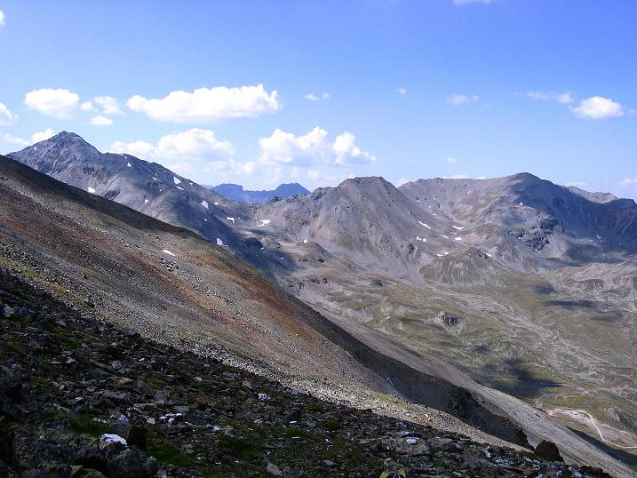 Foto: Andreas Koller / Wander Tour / Über den Augstbordgrat auf das Dreizehntenhorn (3052 m) / 07.09.2009 21:35:13