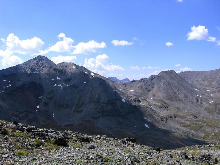 Foto: Andreas Koller / Wander Tour / Über den Augstbordgrat auf das Dreizehntenhorn (3052 m) / 07.09.2009 21:28:40