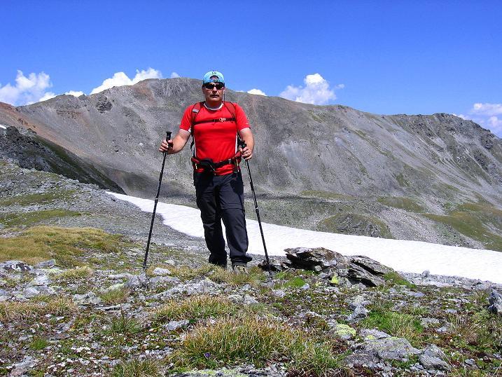 Foto: Andreas Koller / Wander Tour / Über den Augstbordgrat auf das Dreizehntenhorn (3052 m) / 07.09.2009 21:27:55