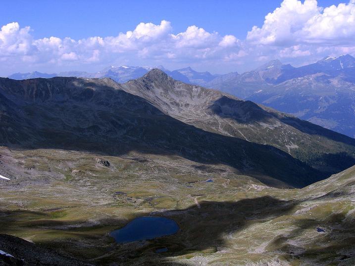 Foto: Andreas Koller / Wander Tour / Über den Augstbordgrat auf das Dreizehntenhorn (3052 m) / 07.09.2009 21:27:45